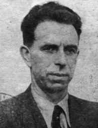 Antonii Szacki vel Bohun Dąbrowski - dowódca Brygady Świętokrzyskiej